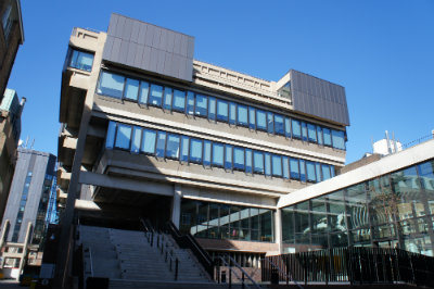 The David Attenborough Building and Museum Whale Hall
