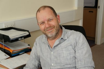 Dr Howard Baylis, Head of Department