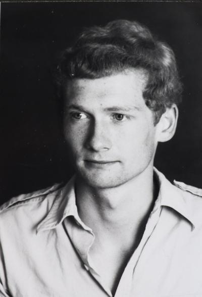 Barry Clarke Part II student 1983-84