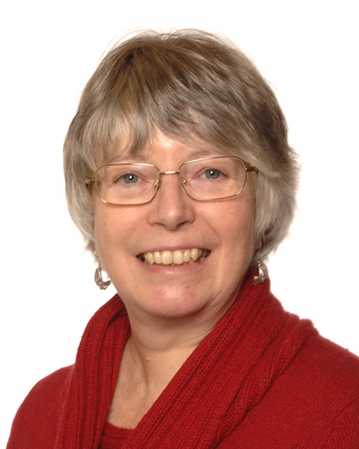 Professor Jenny Clack, (photo by Chris Green)