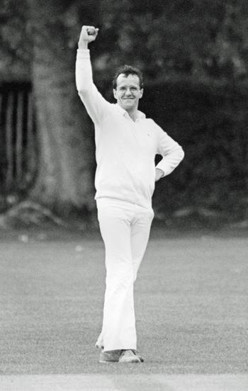 Simon Maddrell, cricketer