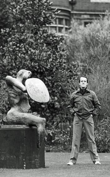 Simon Maddrell, photo by John Overton