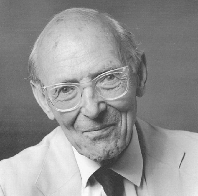 Photo of Hans Werner Lissmann, FRS