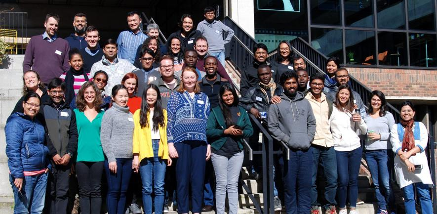 Student Conference on Conservation Science participants