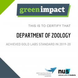 Green Labs at: Green Impact