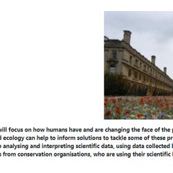 Read more at: First-ever Cambridge online field course