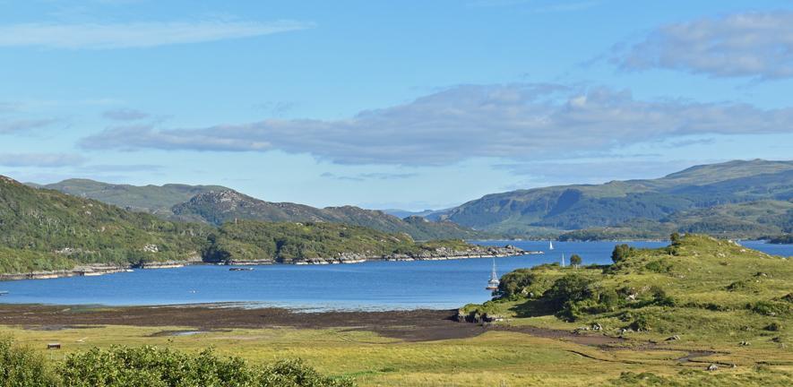 Loch Sunart, Scotland
