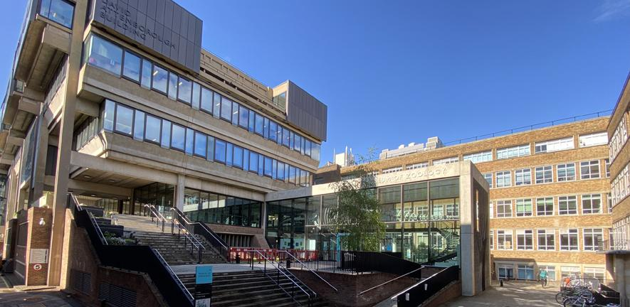 Department of Zoology Buildings